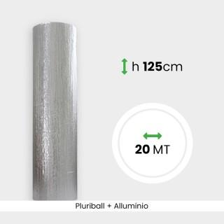 Pluriball con alluminio...