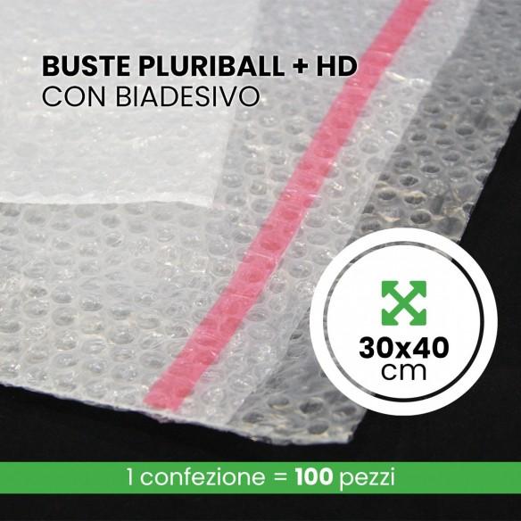 Buste Pluriball + HD 30x40 cm