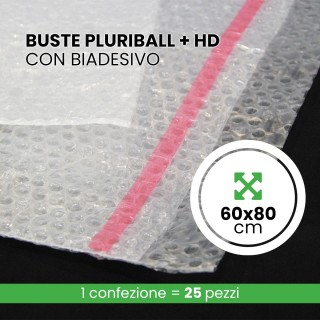 Buste Pluriball + HD 25...