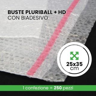 Buste Pluriball + HD 250...