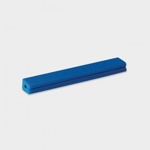 Profilo Vetro 20 pezzi 25x35 mm fessura 14 mm, altezza 200cm