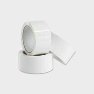 Nastro adesivo bianco acrilico PPL 35 altezza 50 mm x 66 mt