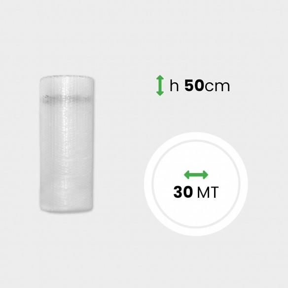 Pluriball Miniroll 35 gr + HD H 50 cm L 30 mt