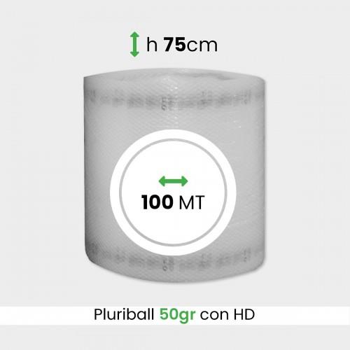 Pluriball leggero altezza 75 cm...