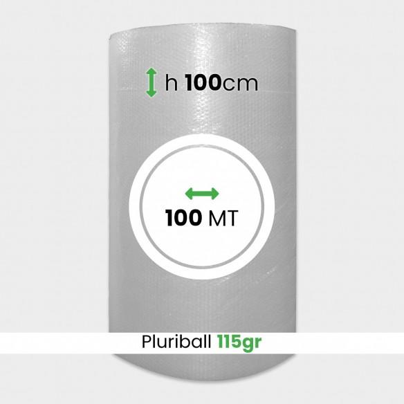 Rotolo Pluriball pesante altezza 100 cm lunghezza 100 mt