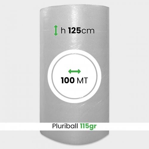 Pluriball pesante altezza 125 cm...