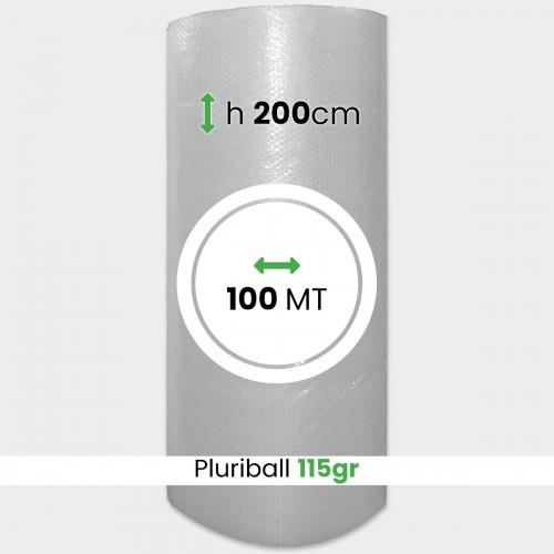 Pluriball pesante altezza 200 cm...