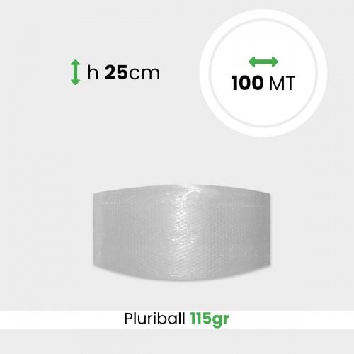 Pluriball pesante altezza 25 cm...