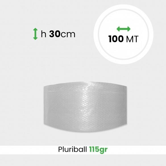 Rotolo Pluriball pesante altezza 30 cm lunghezza 100 mt