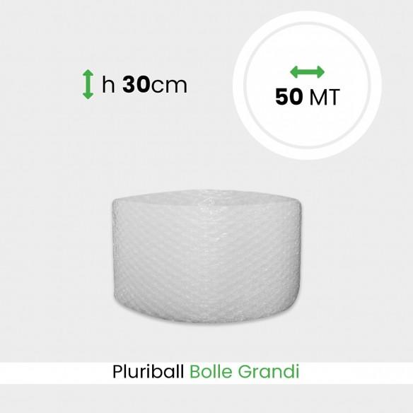 Bobina Pluriball bolle grandi altezza 30 cm lunghezza 50 mt