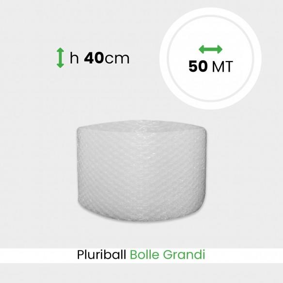 Bobina Pluriball bolle grandi altezza 40 cm lunghezza 50 mt