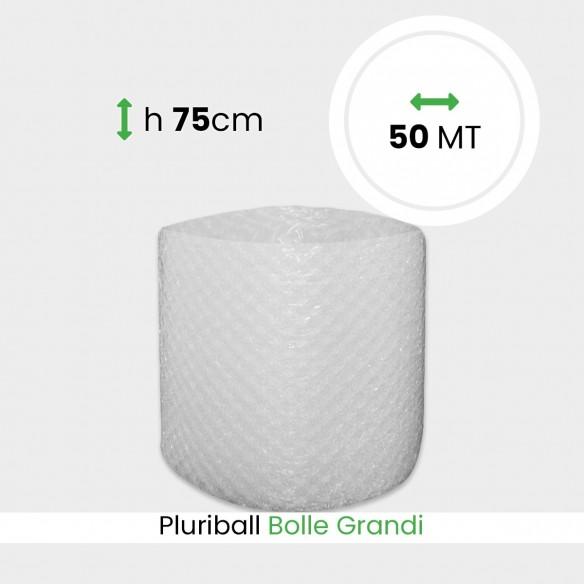 Bobina Pluriball bolle grandi altezza 75 cm lunghezza 50 mt
