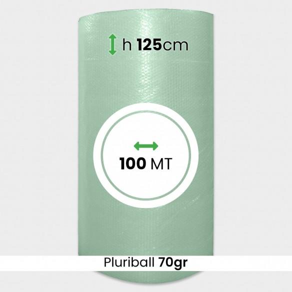 Rotolo Pluriball bolle grandi altezza 125 cm lunghezza 100 mt