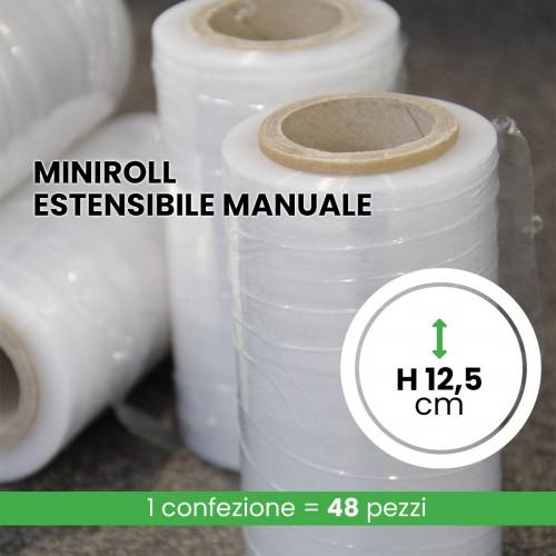 Miniroll Estensibile Manuale 48 pezzi...