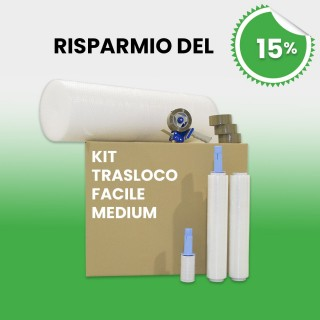 Kit Trasloco Facile Medium