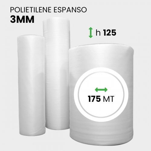 Rotolo Polietilene Espanso spessore 3...