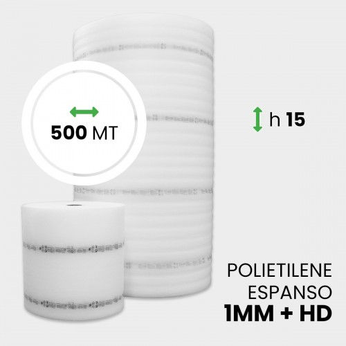 Bobina Espanso + HD spessore 1 mm 5...
