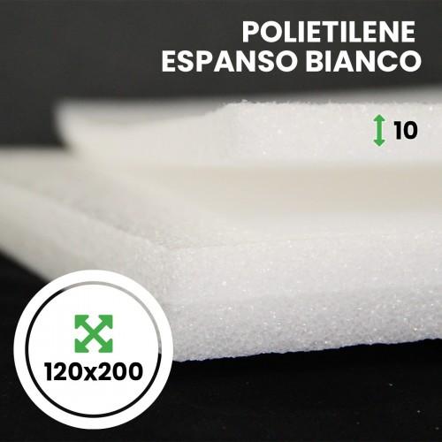 Lastra espanso bianco 120x200 cm sp....