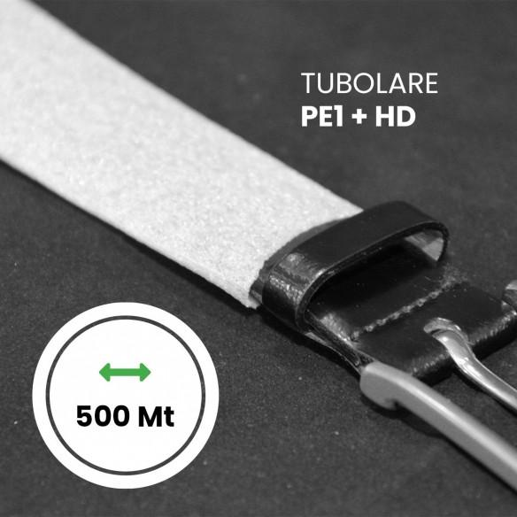 Bobina polietilene Espanso Tubolare + HD altezza 5 cm lunghezza 500 mt