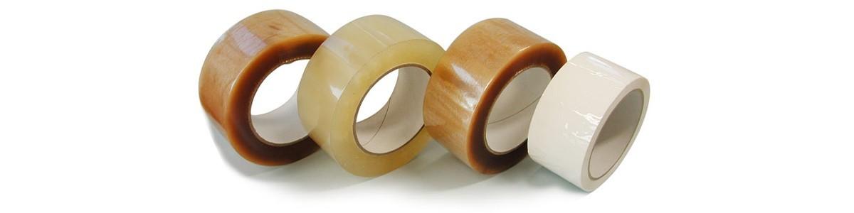 Nastri adesivi da imballaggio per sigillare pacchi e scatole