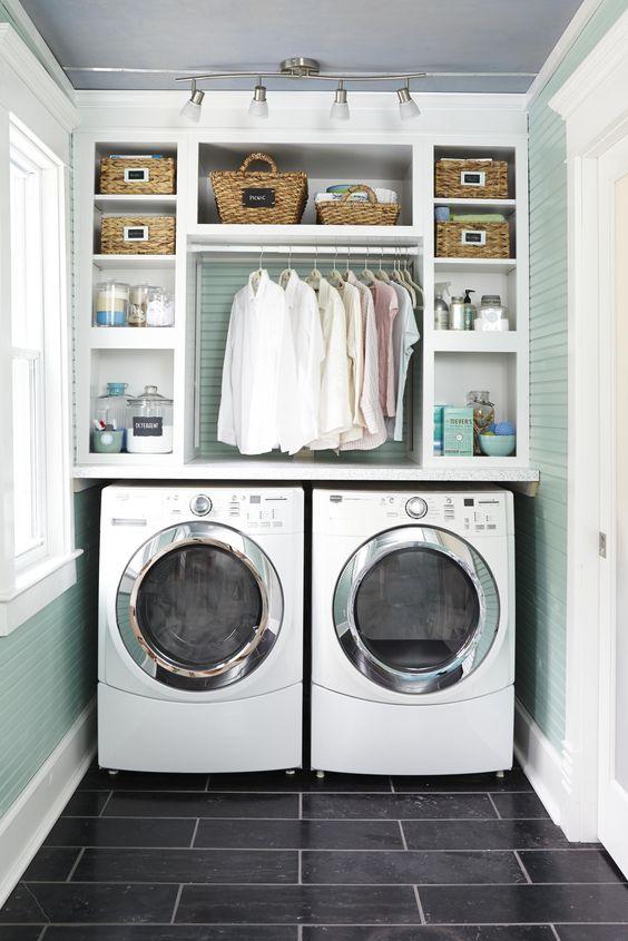 Imballare lavatrici